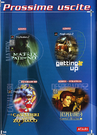 Immagine Catalogo Atari Primavera Estate 2005
