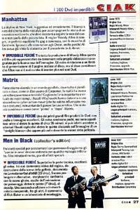 Immagine CIAK I 100 DVD Imperdibili